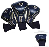 St. Louis Rams Golf Club 3 Piece Contour Headcover Set