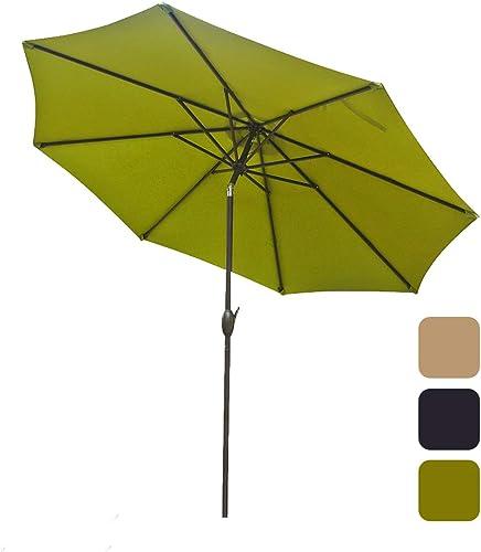Patio Umbrella 9FT Upscale Garden Outdoor Umbrella