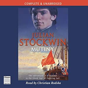Mutiny Audiobook