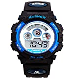 Waterproof Boys/Girls/Childrens Digital Sports Watches for Kids age 5-12 Years Old
