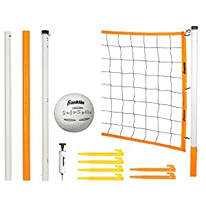 Franklin Sports Volleyball Set by Franklin Sports