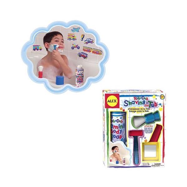 ALEX Toys Rub a Dub Shaving in the Tub