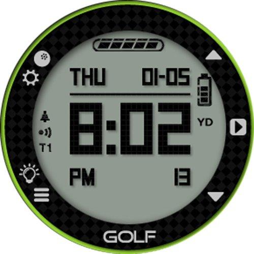 SkyCaddie GPS Golf Watch Black by SkyCaddie (Image #7)