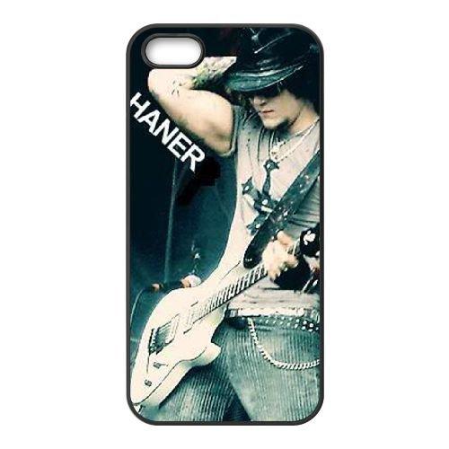 Avenged Sevenfold coque iPhone 4 4S Housse téléphone Noir de couverture de cas coque EBDOBCKCO12781