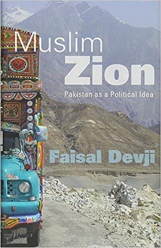 Pakistan as a Political Idea Muslim Zion
