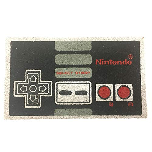 Pyramid America GPA70030 Nintendo Controller - Doormat, Multi