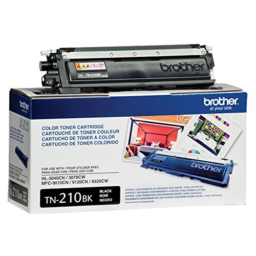 Brother MFC-9325CW Black Original Toner Standard Yield (2,200 Yield) (Brother Mfc9325 Toner)