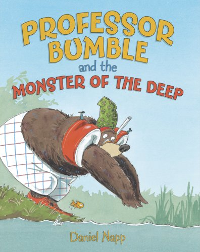 Download Professor Bumble and the Monster of the Deep ebook
