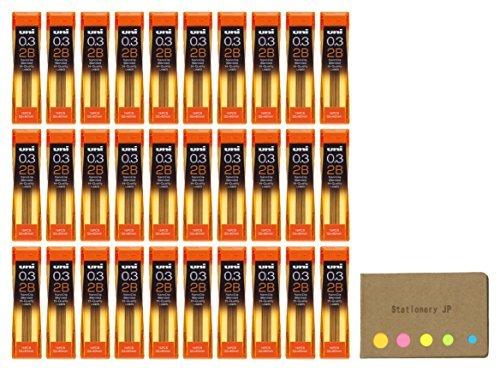 (業務用30セット) プラチナ万年筆 シャープペン替芯 5Q-200A#4 0.5mm HB 10個 ×30セット B01N6JMG8N