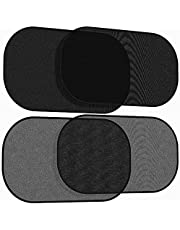 """Car Window Shades for Side Windows - (4 Pack) - 21""""x14"""" - Car Window Shade for Baby Protection from Sun UV Rays & Heat - Window Sun Blocker for Car - Rear Window Sun Shade for Car Block Sunlight"""