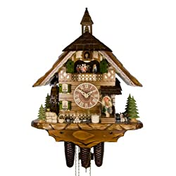 Adolf Herr Cuckoo Clock - The Fisherman