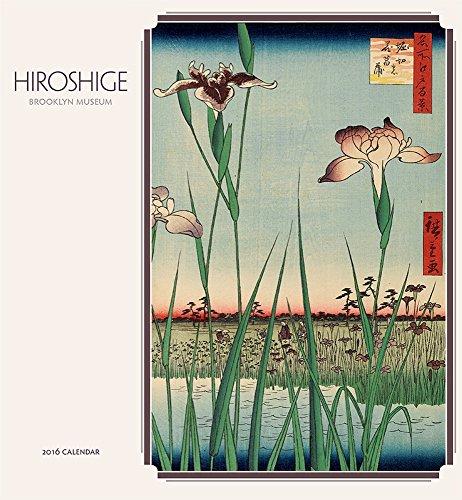 Hiroshige 2016 Calendar