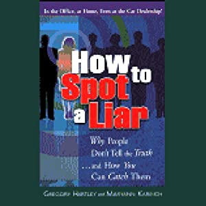 How to Spot a Liar Audiobook