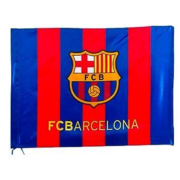 e0151ef232c55 Bandera F.C. Barcelona (75 x 50 cm.) (Banderas)  Amazon.es  Deportes y aire  libre