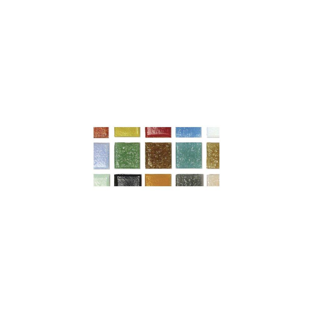 Piedras de Mosaico 1453149 RAYHER Cubo Aprox 325 pcs//1 kg 2 cm