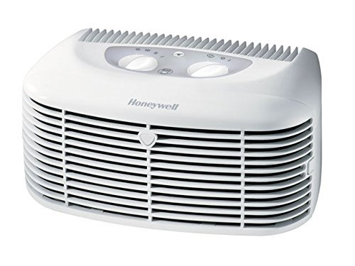 Air Purifier With Washable HEPA Filter_Honeywell HHT-011 HEPA Clean Compact Air Purifier, 85 sq. ft.