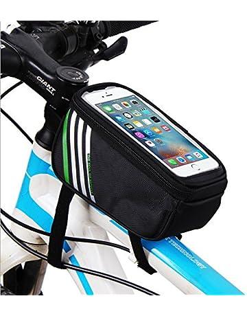 04424445c10 eBuymore TM Bike Bicycle Handlebar Frame Pannier Front Top Tube Bag Pack  Pouch for Motorola Moto