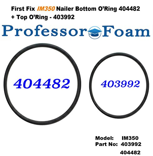 ordless Impulse Framing Nailer O ring Rebuild Kit LOWEST COST From Professor Foam ()