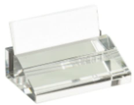 Amazon rock ridge crystal business card holder office products rock ridge crystal business card holder colourmoves