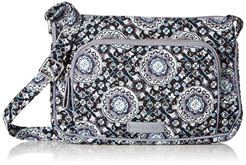 Vera Bradley Iconic RFID Little Hipster,  Signature Cotton, One Size