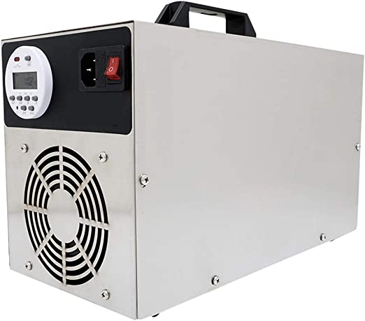FENGT Generador de ozono ozono Desinfección Máquina 10G hogar ...