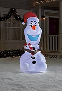 Inflatable Christmas Lawn Decorations