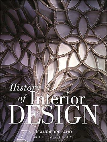 Amazoncom History of Interior Design 9781563674624 Jeannie