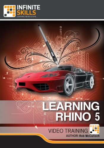Learning Rhino 5 [Download] by Infiniteskills