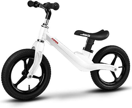 Bicicleta sin pedales Bici Bicicleta de Equilibrio para niños ...