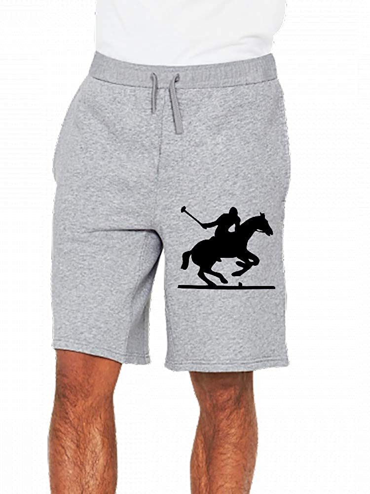 Iconic Polo Pony Mens Casual Shorts Pants