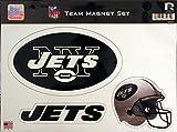 NFL New York Jets NFL Team Magnet Sheet, Green, 11″ x 8.5″ x 25″