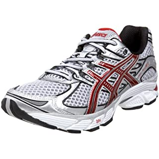 ASICS Men's GEL Pulse 2 Running Shoe,SilverMaroonBlack,9 M