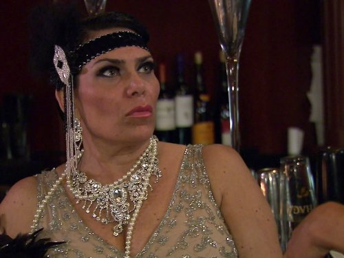 Mobster Wives Costumes (Season Premiere)