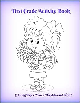 First Grade Coloring Sheets