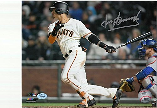 - Gorkys Hernandez Autographed 8x10 Photo SF Giants in-store signing