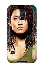 Galaxy High Quality Tpu Case/ Grace Park JXYUwry7959DRRtW Case Cover For Galaxy S5