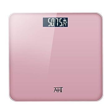 Bathroom Scales Báscula De Baño Máquina De Interruptor Automático LED De Visión Nocturna 180 Kg Mini