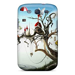 linJUN FENGNew Arrival Case Specially Design For Galaxy S3 (dream Imagination)