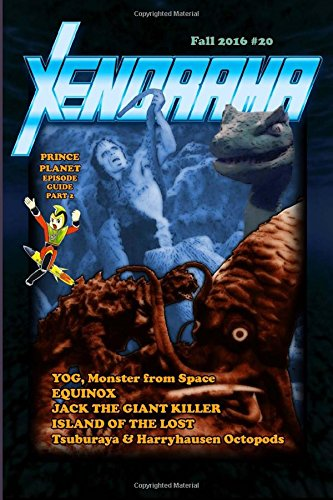 Xenorama 20: The Journal of Heroes and Monsters ebook