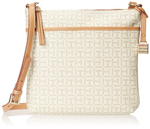 022b36745f7 Tommy Hilfiger MoNogram Coated Logo Trim NS Cross Body Bag - Buy Online in  KSA. Shoes products in Saudi Arabia. See Prices, Reviews and Free Delivery  in ...
