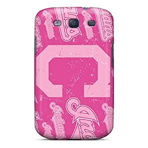 Top Quality Protection Cleveland Indians Case Cover For Galaxy S3