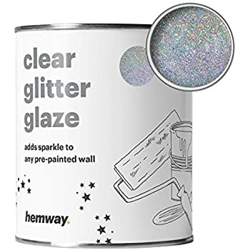 Rust Oleum 323860 Glitter Interior Wall Paint Iridescent