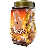 Conejos Turin de Chocolate vitrolero 30 piezas