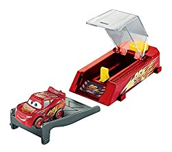 Disney Pixar Cars 3 Mini Racers Launcher