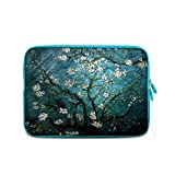 Riverer Van Gogh Almond Blossom Notebook Sleeve Case Bag Cover, 17 Inch