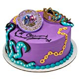 Toys : Descendants Rock This Style Cake Decorating Set