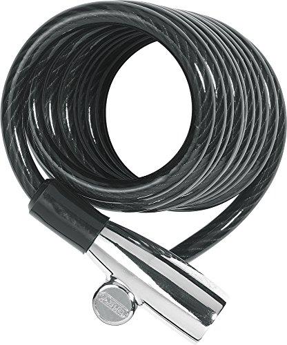 ABUS Fahrradschloss 1950/180, Black, 180 cm, 07356-4