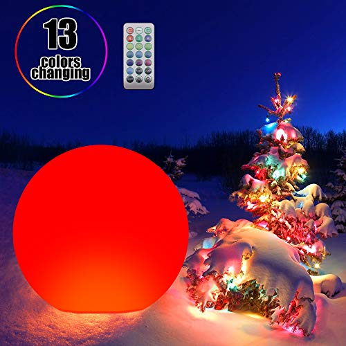 Light Up Beach Ball With Color Changing Led Lights in US - 7