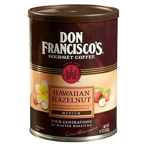 don-franciscos-hawaiian-hazelnut-ground-coffee-12oz-canister-pack-of-6