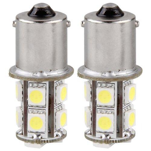 67 opinioni per 2 LAMPADINE LAMPADE 1156 LUCI POSTERIORI STOP 13 LED SMD